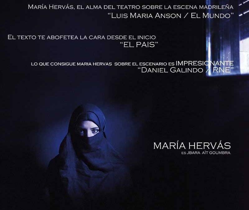 CONFESIONES A ALÁ en el Teatro Lara
