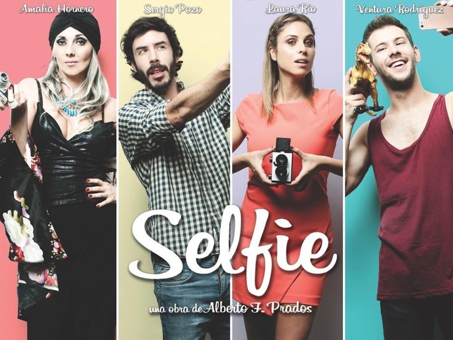 'Selfie' en la sala AZarte