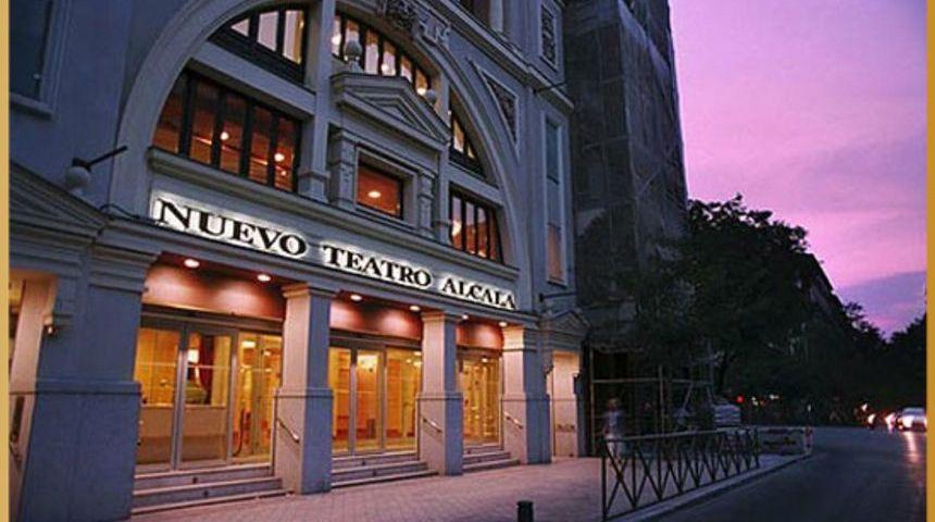Teatro Alcalá Madrid