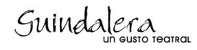 logo del teatro guindalera