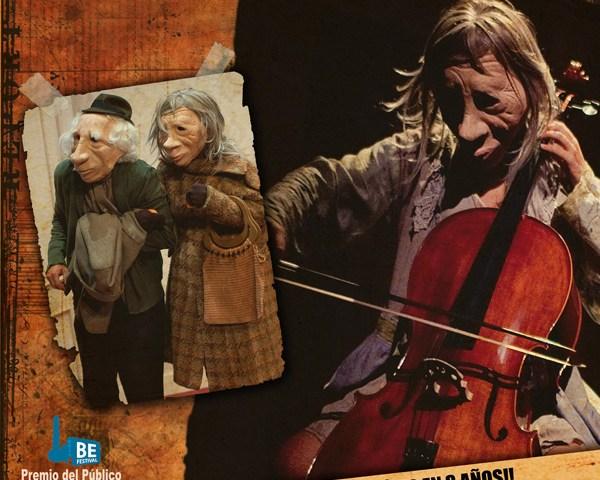 ANDRÉ Y DORINE en el Teatro Fernán Gómez