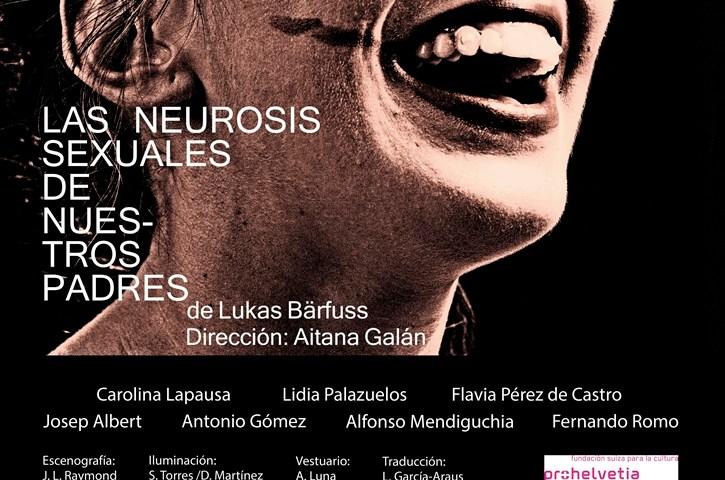 LAS NEUROSIS SEXUALES DE NUESTROS PADRES en el Teatro Galileo
