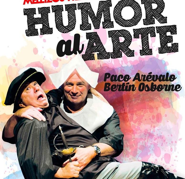 POR HUMOR AL ARTE en el Teatro Rialto