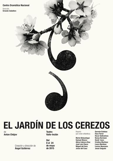 El jard n de los cerezos en el teatro valle incl n for Jardin umbrio valle inclan
