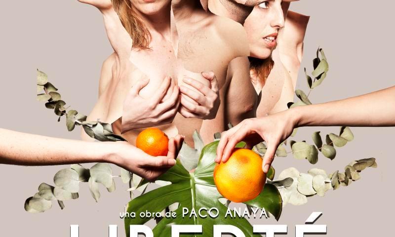 LIBERTÉ de Paco Anaya