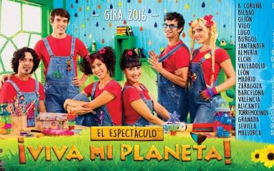 CantaJuego  ¡Viva Mi Planeta!, Nuevo Teatro Alcalá