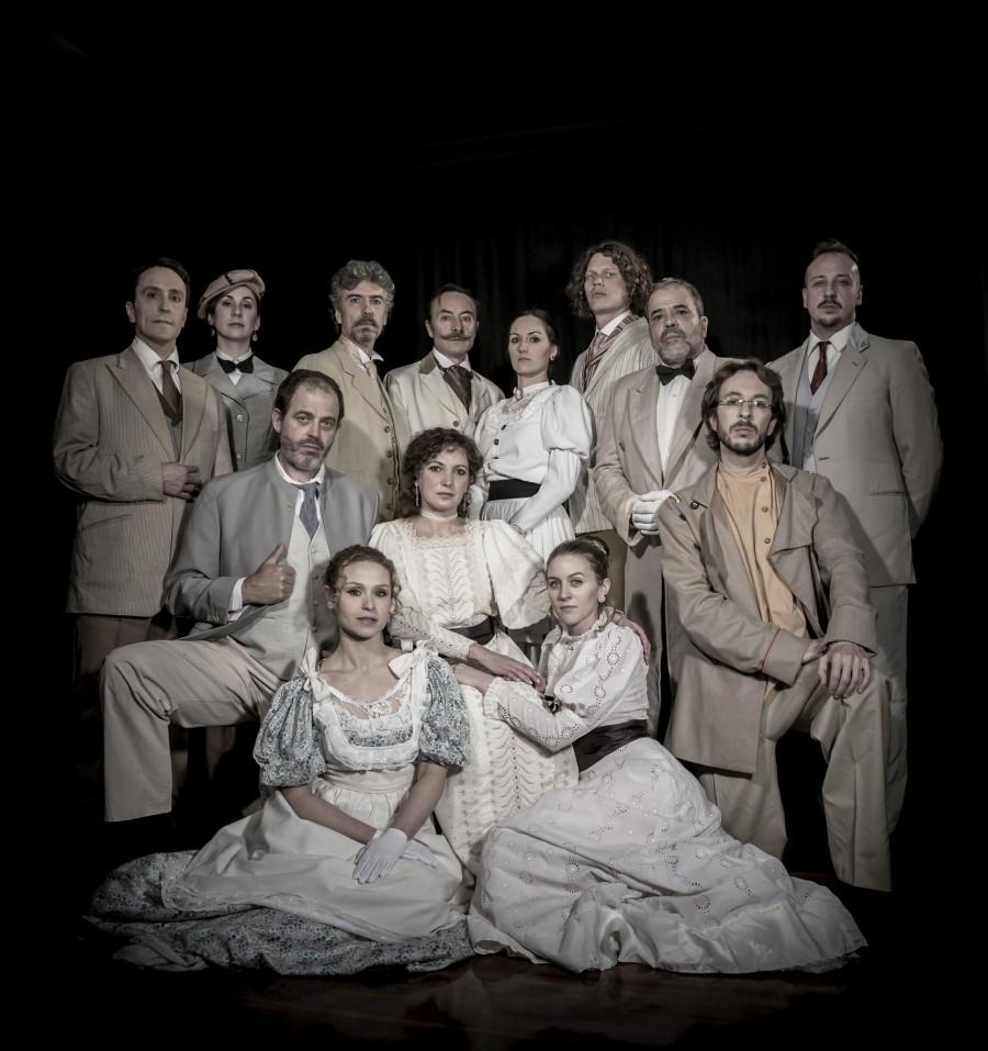 EL JARDÍN DE LOS CEREZOS en el Teatro Valle-Inclán ...