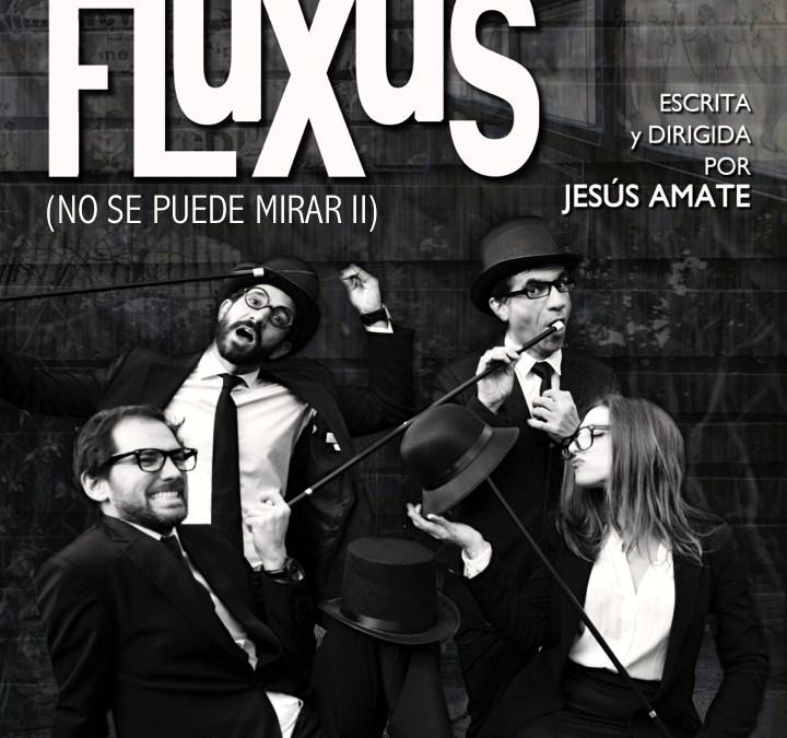 FLUXUS en La Escalera de Jacob La Latina