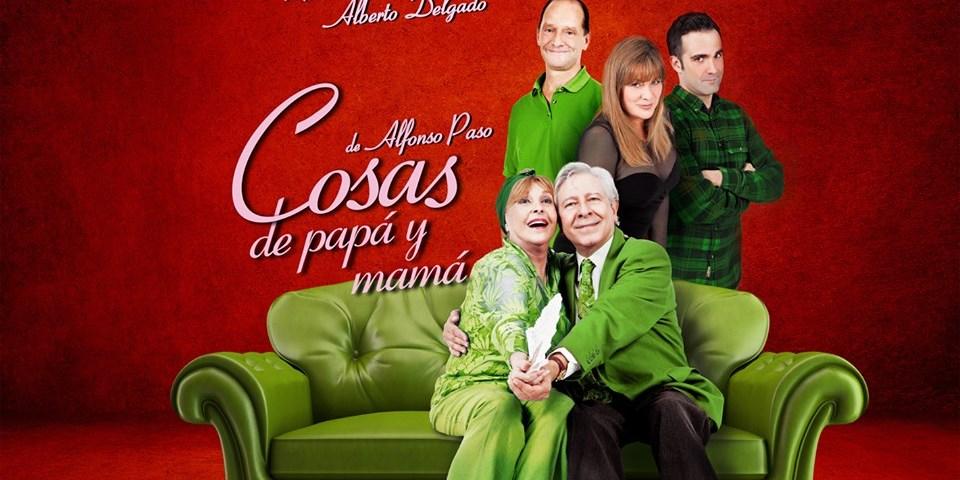Cosas de Papá y Mamá en el Teatro Arlequín Gran Vía