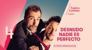 DESNUDO NADIE ES PERFECTO