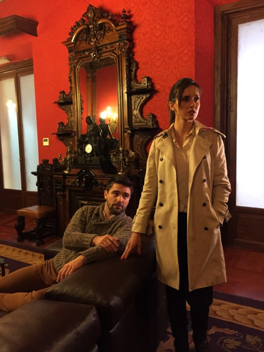 Marina San José y Gorka Lasaosa