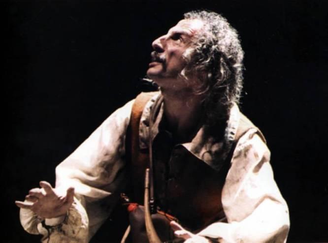 EL LAZARILLO DE TORMES , EL BRUJO en el Teatro Cofidis