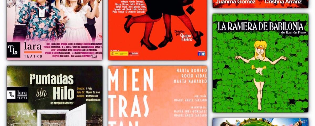Verano 2015 en el Off del Teatro Lara
