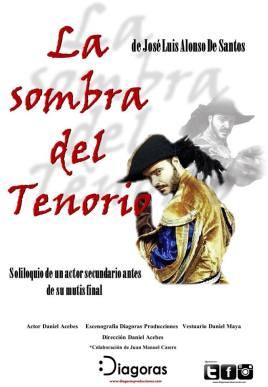 A SOMBRA DEL TENORIO en el Teatro Victoria