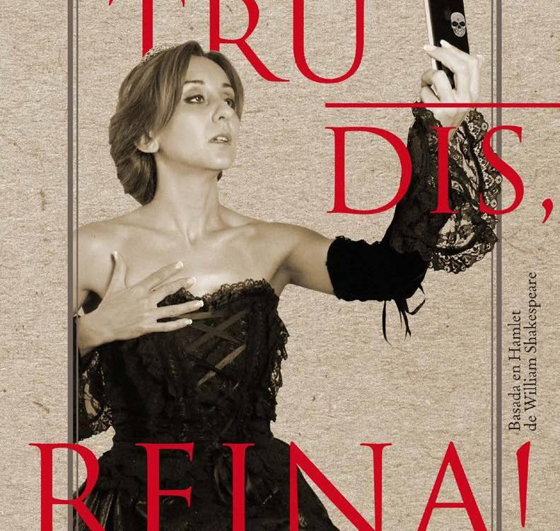 ¡GERTRUDIS REINA! en el Teatro Alfil