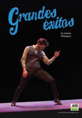 GRANDES EXITOS de Joxean Orbegozo, en la SALA TU