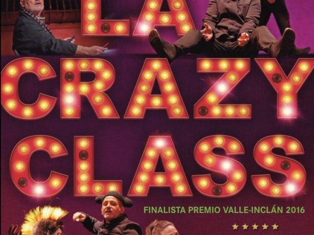LA CRAZY CLASS en el Teatro Calderón