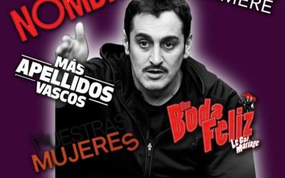 Gabriel Olivares Y el teatro