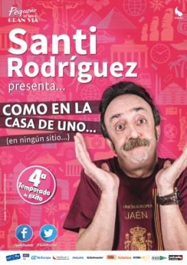 Como en la casa de uno - Santi Rodríguez - Entradas