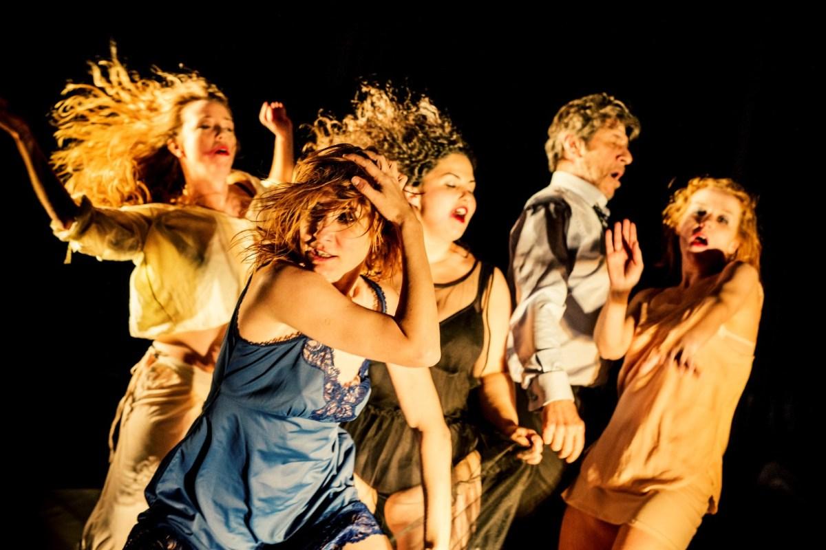 SUEÑO, de Andrés Lima, en el Teatro de La Abadía
