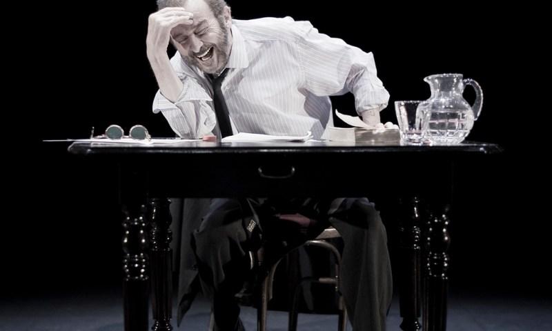 LA LENGUA MADRE Juan Diego en los Teatros Luchana