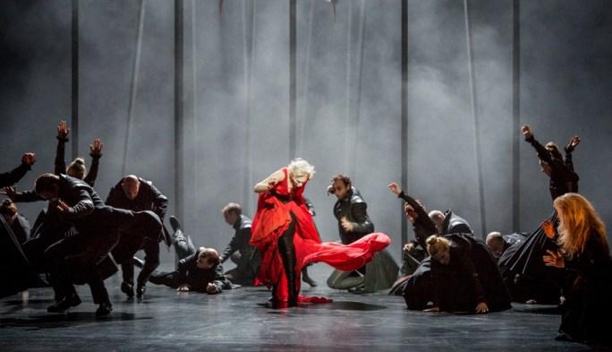 Roberto Devereux - Donizetti. Teatro Real