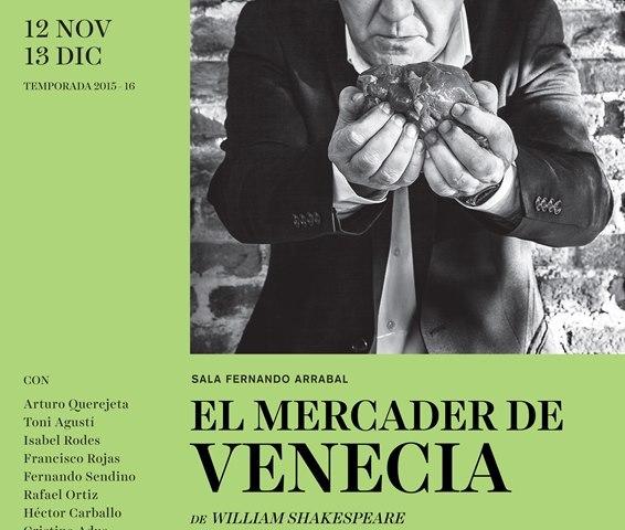 El mercader de Venecia en Las Naves del Español