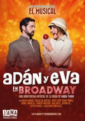 EL DIARIO DE ADÁN Y EVA EN BROADWAY