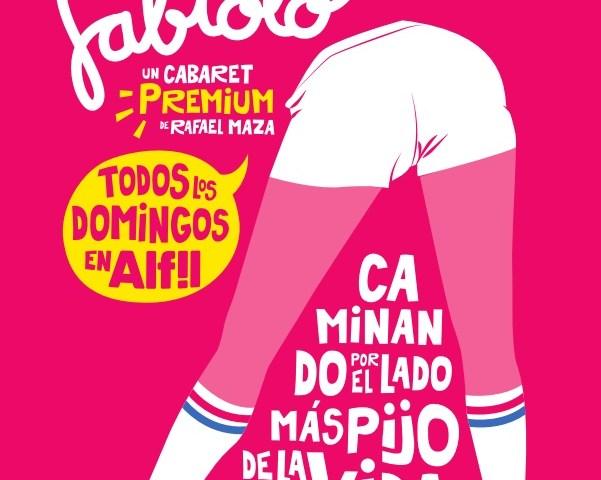 Solo Fabiolo Glam Slam