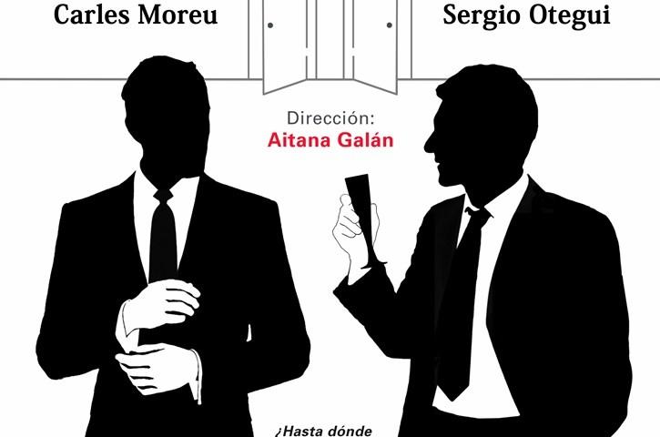 SIN ANESTESIA de Mariano Rochman en el Teatro del Arte