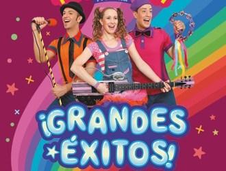 GRANDES ÉXITOS de PICA PICA en el Teatro Cofidis Alcázar