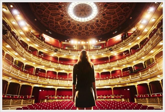 María Hervás (Madrid, 1987), 'Amnesia', en el Teatro María Guerrero