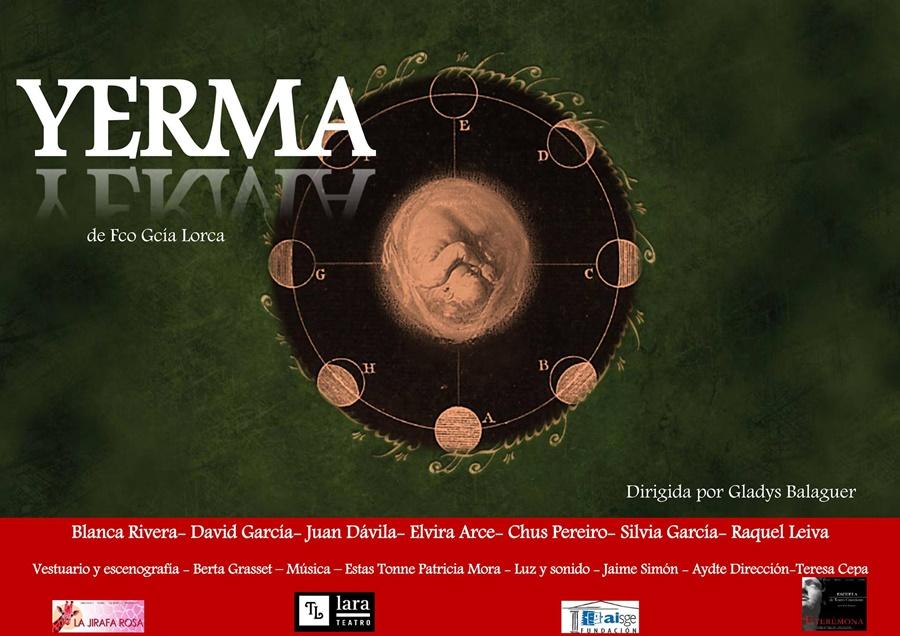 YERMA en el Teatro Lara