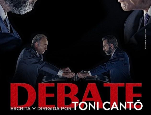 DEBATE de Toni Cantó en los Teatros del Canal
