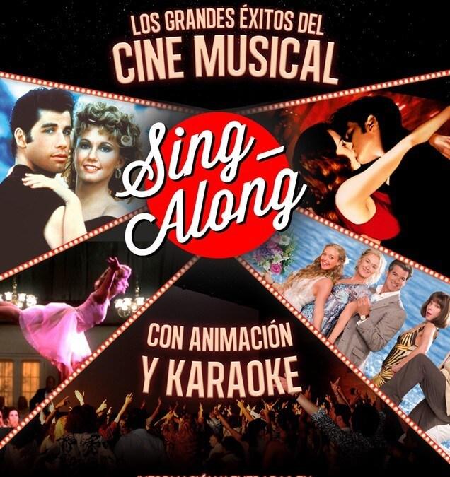 Programación SING-ALONG MADRID