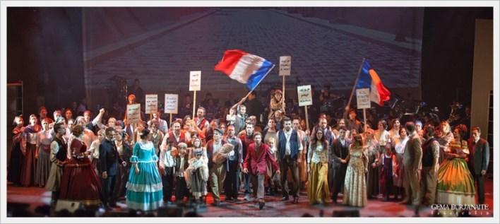 GERMINAL. El musical en el Teatro Compac Gran Vía