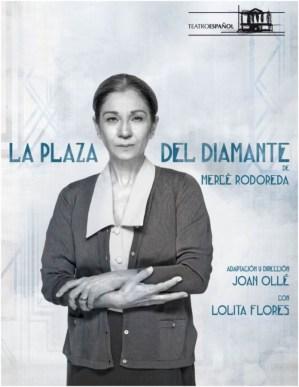 LA PLAZA DEL DIAMANTE con Lolita Flores