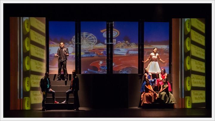 VIVA BROADWAY en el Teatro Amaya