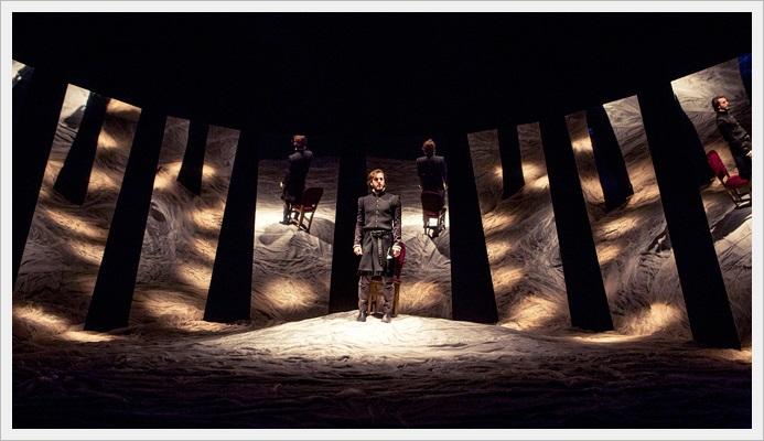 HAMLET de William Shakespeare en el Teatro Fernán Gómez