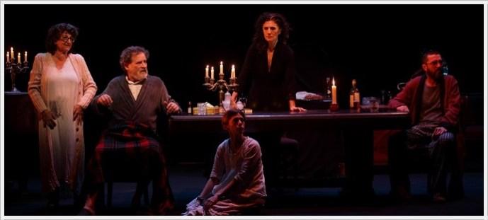 VANIA (Carles Alfaro) en los Teatros del Canal
