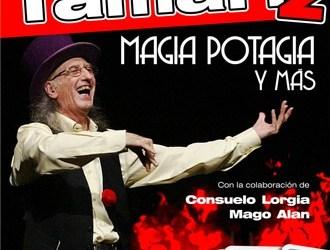 Juan Tamariz – Magia Potagia y Más, Teatro Cofidis Alcázar