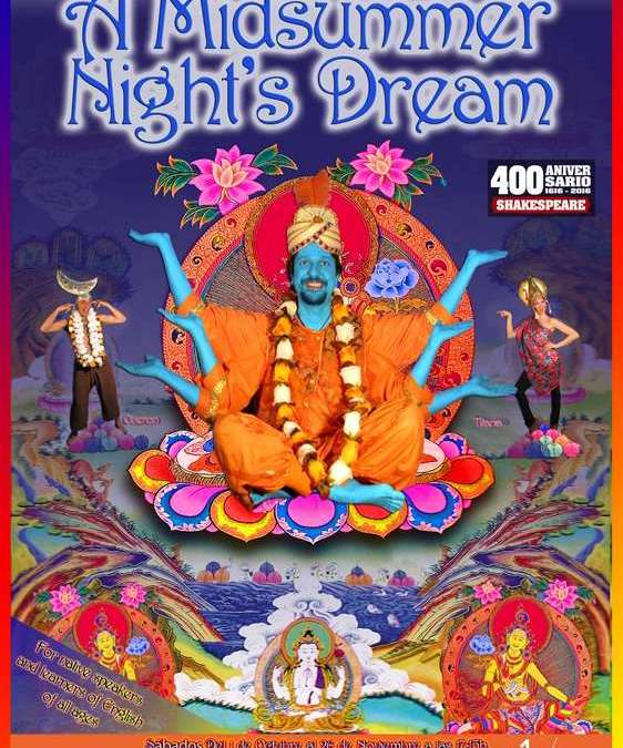 A Midsummer Night's Dream en los Teatros Luchana