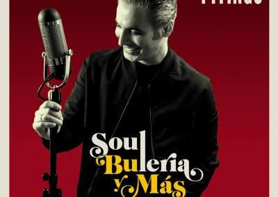 PITINGO: SOUL, BULERÍA Y MÁS en el Teatro de la Luz Philips Gran Vía