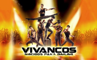 NACIDOS PARA BAILAR, VIVANCOS en el Teatro Nuevo Apolo
