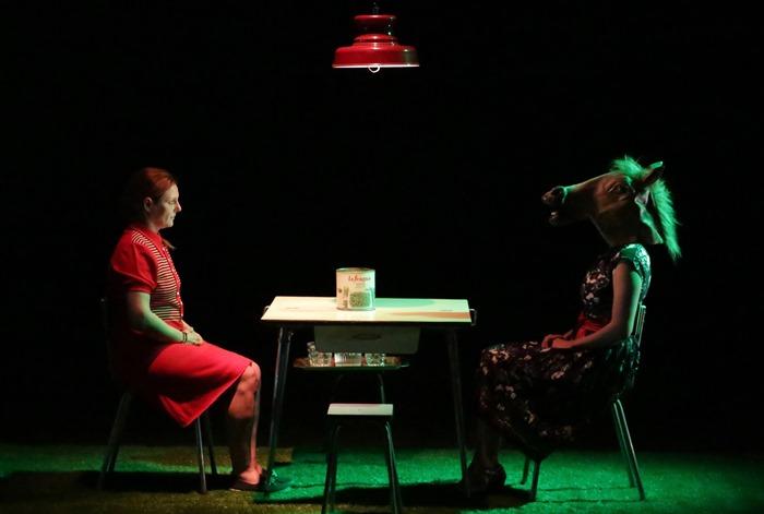 LA DISTANCIA en el Teatro Kamikaze