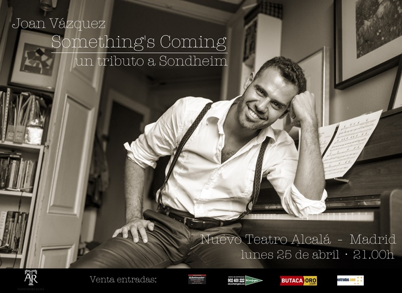 Something´s Coming. Un tributo a Sondheim