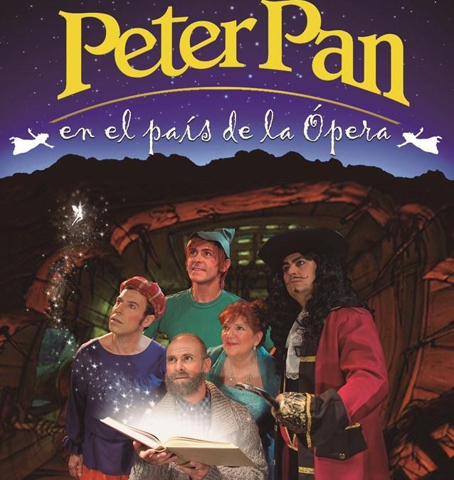 """Te invitamos a ver """"PETER PAN EN EL PAÍS DE LA ÓPERA"""" (cerrado)"""