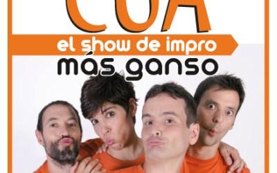 Cüá ImproTeatro en el Teatro Arlequín Gran Vía