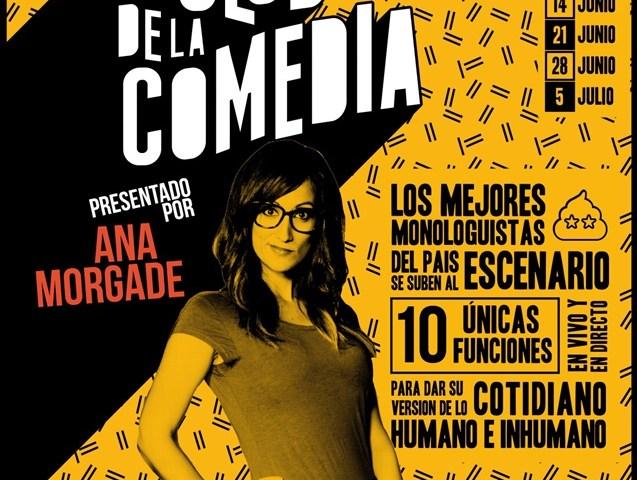 El Club de la Comedia en el Teatro Cofidis Alcázar