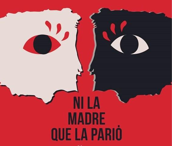 A ESPAÑA NO LA VA A CONOCER NI LA MADRE QUE LA PARIÓ en el Teatro del Barrio